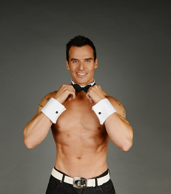 Antonio Sabato Jr A Little More Off The Top