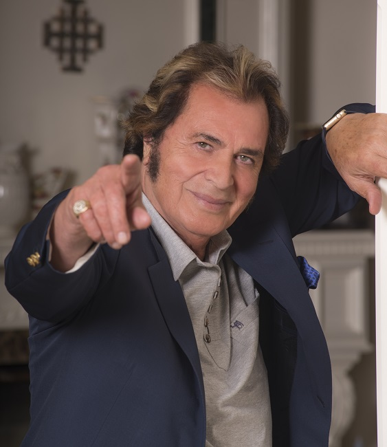 Music icon Engelbert Humperdinck