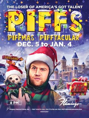 Mr. Piff and Mr. Piffles Christmas